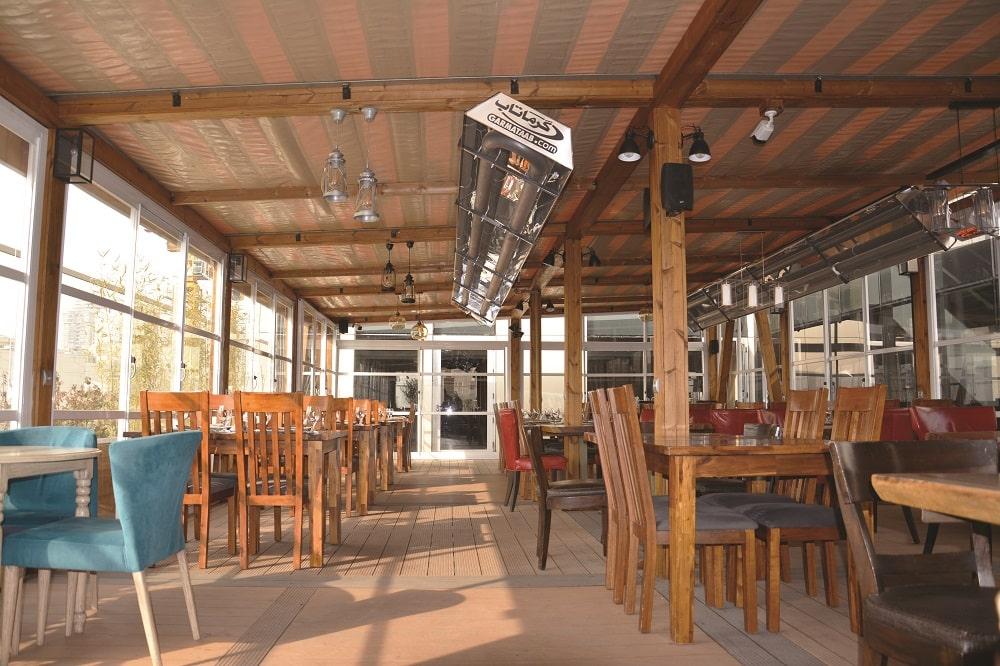 کافه-رستوران-دلچه-ویتا-برج-آرتمیس-تهران